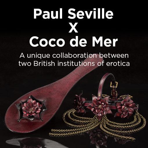 Shop Paul Seville X Coco de Mer