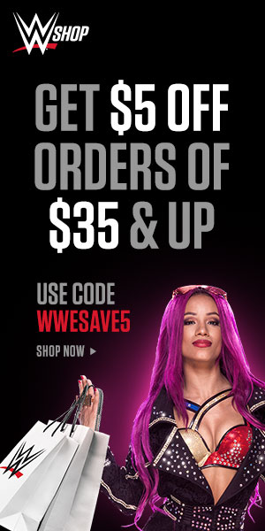$5 off $35+ with code WWESAVE5_300x600