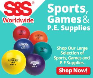 S&S Worldwide Sports, Games, P.E. Supplies