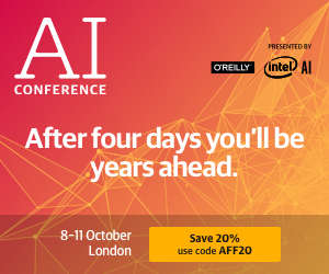 Artificial Intelligence Conference in London 2018 (300x250)