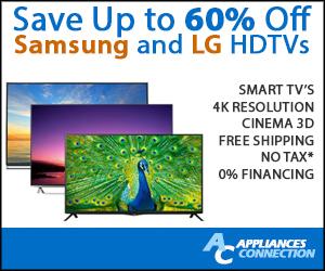 Appliances Connection HDTV Sale