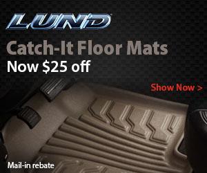 Lund Catch-It Floor Mats