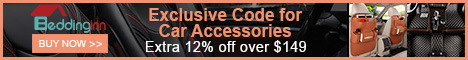 Extra $10 off over $79 only on car accessories Date:6.1-6.30