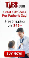 Great gift ideas for Father's Day at Ties.com!
