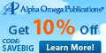Go to Alpha Omega Publications now