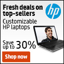 Customizable HP laptops