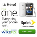 New! HTC EVO Design 4G for Sprint at Wirefly