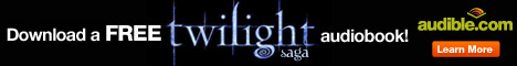 Download a FREE Twilight Saga Audiobook!