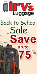 BACK TO SCHOOL '12 - SAVE UP TO 75%