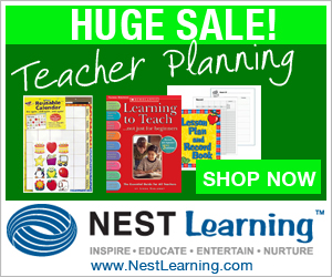 Teacher Planning on Sale at NestLearning.com