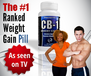 CB-1 Weight Gainer by Supragenix