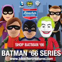 Shop Bleacher Creatures for fun plush figures!