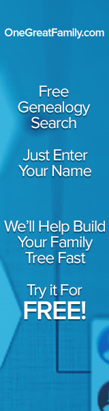 728x90 Free Genealogy Search blue