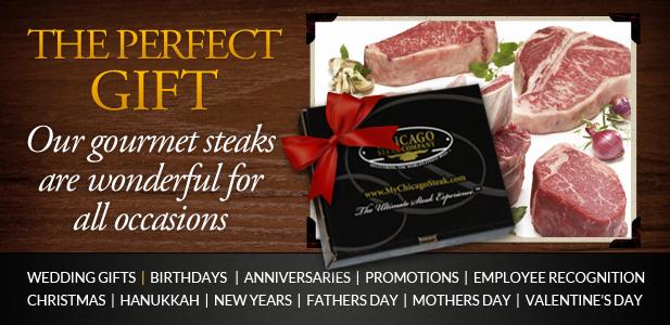 Chicago 'Steak Company Corporate Gift Ideas