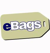 170x180 eBags Logo