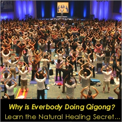 Why is Everyone Doing Qigong