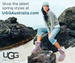 Introducing the Gaviotta- Now at UGGAustralia.com