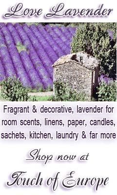 Love Lavender from Touch of Europe