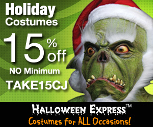 Grinch Costumes at Halloween Express