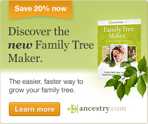 Ancestry.com  We will help you discover your family story.