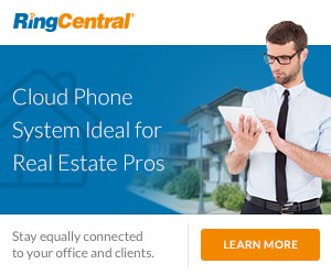 RingCentral Office - Cloud Phone System Ideal for Real Estate Professionals.