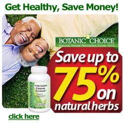 Save up to 75% on Vitamins, Herbs and Supplements