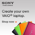 Build your own VAIO Computers