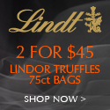 Special Offers from Lindt Chocolate
