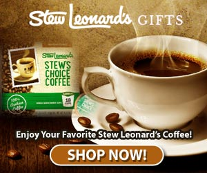 300x250 Coffee from Stew Leonards Gifts