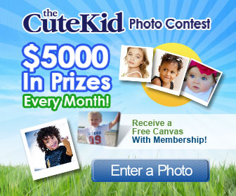 CuteKid Monthly Photo Contest