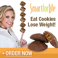 Eat Cookies Lose Weight FREE SHIPPING