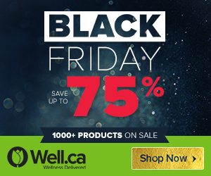 Black Friday Deals at Well.ca