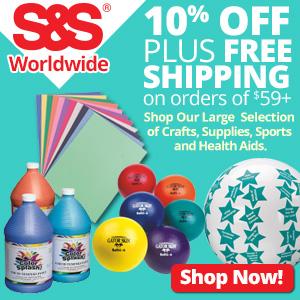S&S Worldwide Promo Code