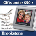 Brookstone Gifts under $50 125x125