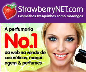 StrawberryNET homepage