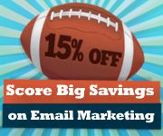 Save 15% on Winning Email Marketing