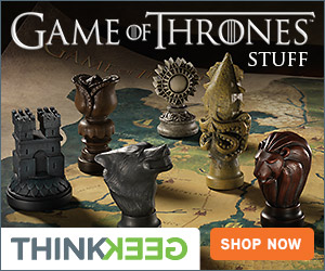 Game of Thrones at ThinkGeek