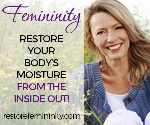 Restore Your Natural Moisture From The Inside Out End Vaginal Dryness