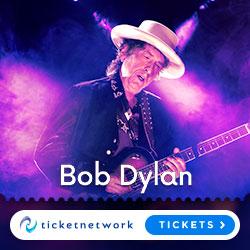 Bob Dylan biljetter