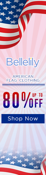 Up to 80% Off for American Flag Clothing