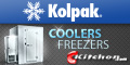 Walk In Coolers & Freezers