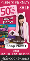 120x240 Fleece Frenzy Sales Event - Ends February 19th