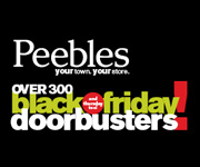 deals on Peebles Black Friday Sale: Extra 50% Off Sitewide