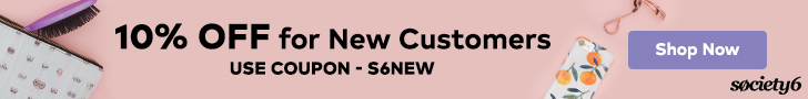 728x90 - 10% off for New Customers