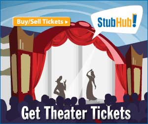 Get Theater Tickets at StubHub!