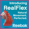 New Reebok RealFlex Launched