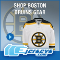 Get Your Official Boston Bruins Gear at IceJerseys.com! SAVE $10 off all purchases over $100 with Coupon Code 10OFF100