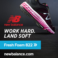 New Balance Fresh Foam 822 Trainer 200x200