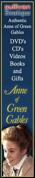 Buy Official Anne of Green Gables Products