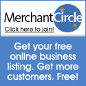 Free online business listing on MerchantCircle.com